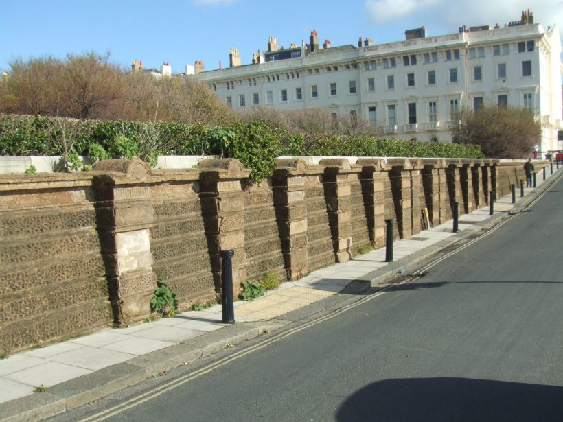 Update on adelaide retaining wall the friends of for Retaining walls adelaide