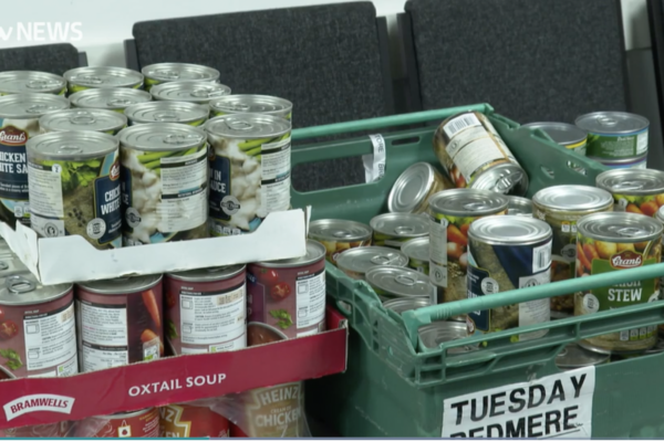 Hove food banks