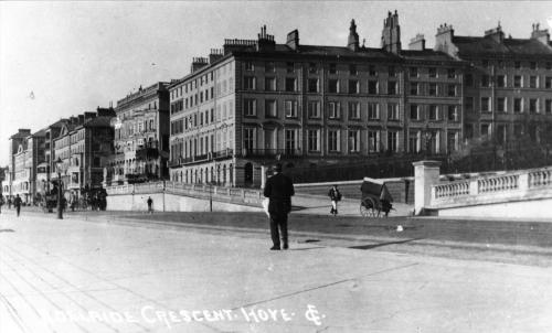 adelaide crescent and kingsway c1910