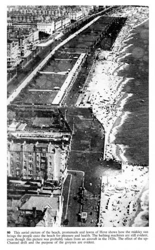 hove seafront 1920